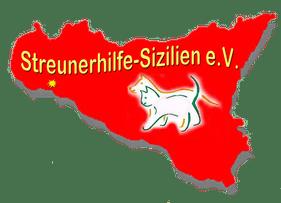 Logo Streunerhilfe Sizilien e.V.